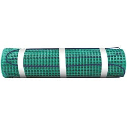 WarmlyYours TempZone 240V 3' x 48' Roll Twin Heating Roll