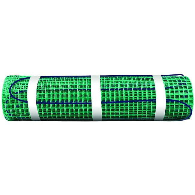 WarmlyYours TempZone 120V 1.5' x 33' Roll Twin Heating Roll