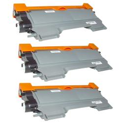 Brother TN450 Compatible Black Toner Cartridges (Set of 3)