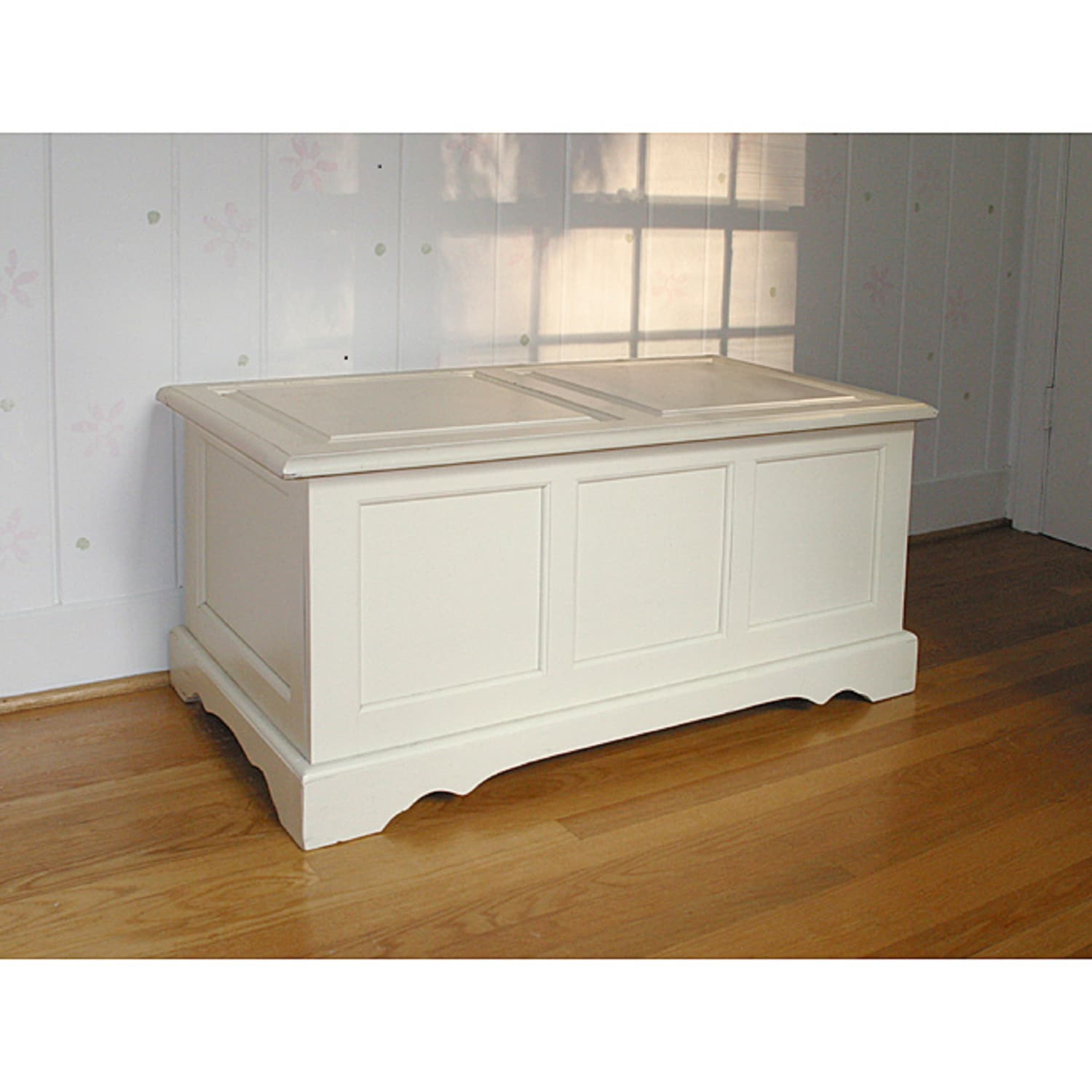 Ant. Ivory Devonshire Blanket Chest at Sears.com