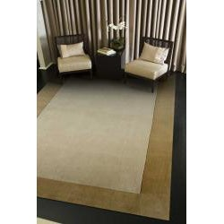 Hand-tufted Sand/ Tan Rug (2' x 3')