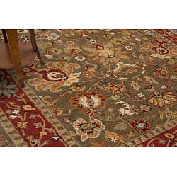 JRCPL Hand Tufted Wool Rug (8' X 11')