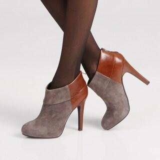 Jessica Simpson 'Audriana' Leather Booties