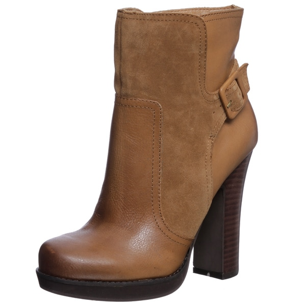 Jessica Simpson 'Callian' Buckle Booties FINAL SALE