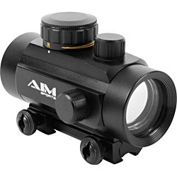Aim Sports 1x30 Dual 3 Dot Reticle For Crossbow