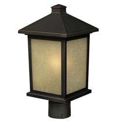 Holbrook Oil Rubbed Bronze Lighting Fixture