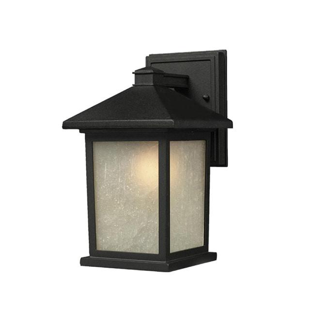 Holbrook Black Lighting Fixture - 14321608 - Overstock.com Shopping - Big Discounts on Z-Lite ...