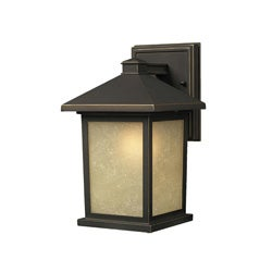 Modern Holbrook Oil-Rubbed Bronze Lighting Fixture