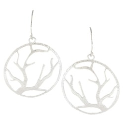Tree of Life Earrings (Israel)