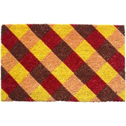 Almost Plaid Non-slip Doormat