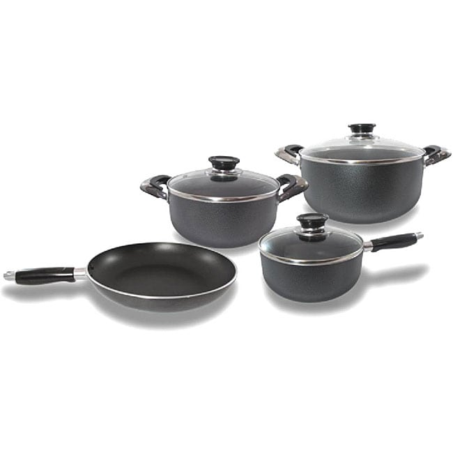 Imperial Home 7-piece Non-stick Cookware Set