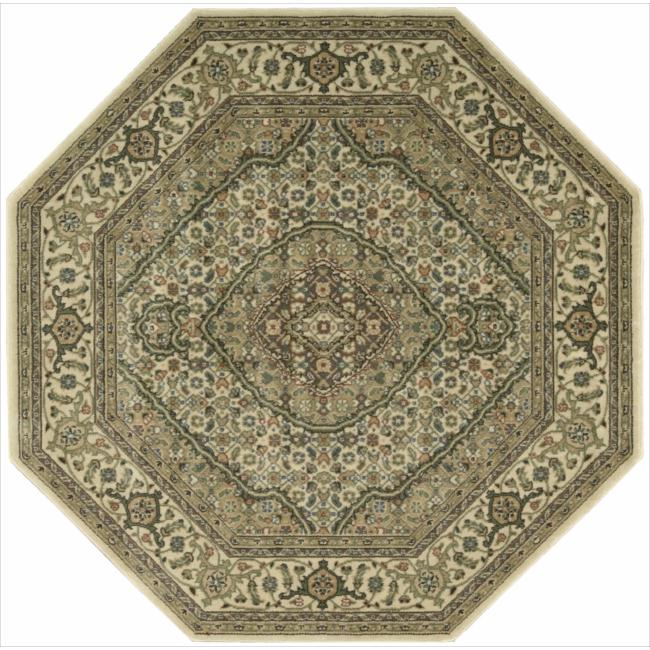 Nourison Persian Arts Ivory Rug (5'3 x 5'3 Octagon) at Sears.com