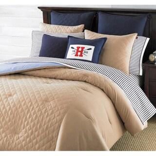 Tommy Hilfiger Prep Khaki Comforter
