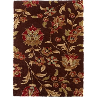 Fabulous Brown Shag Rug (5'3 x 7'3)