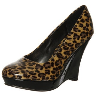 Kenneth Cole Women's 'Buzzworthy' Wedge Pump FINAL SALE
