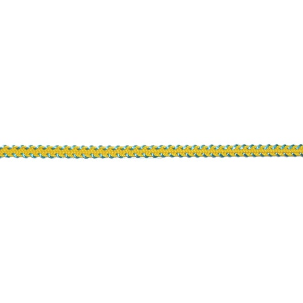 "Galon Murmure Braid Ribbon 1/8""X27 Yards-Yellow"