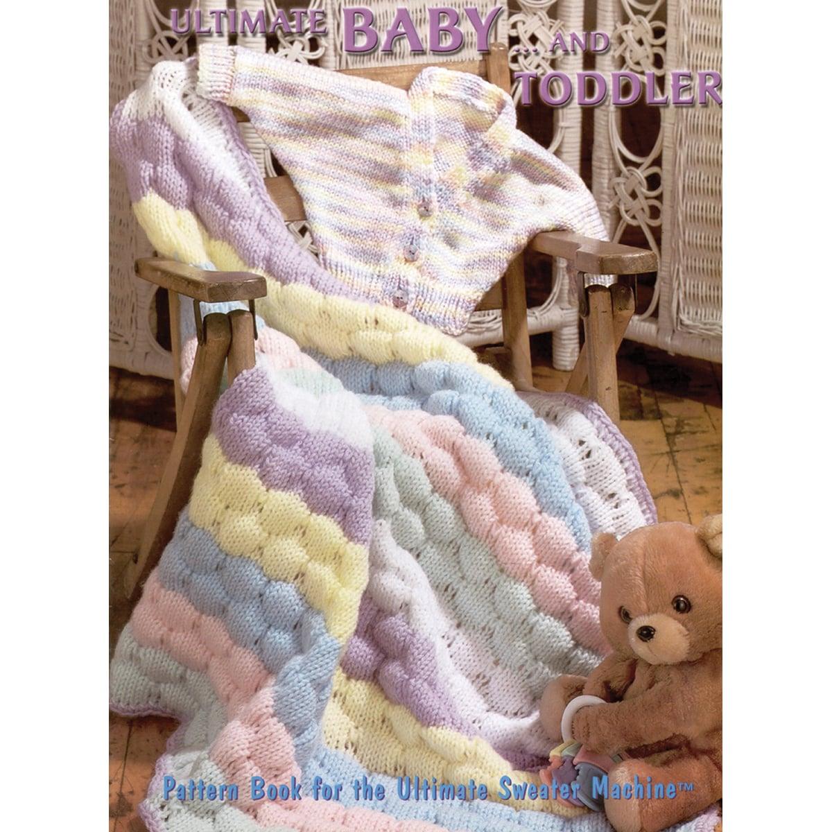 Bond America Books-Ultimate Baby & Toddler