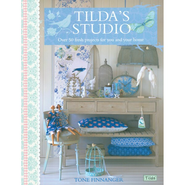 David & Charles Books-Tilda's Studio