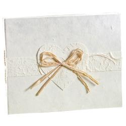 Guest Book-White