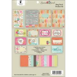Summer Soul Brag Book Kit-