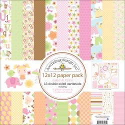 "Sugar & Spice Paper Pack 12""X12in"