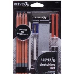 Artist 13 Piece Sketching Set
