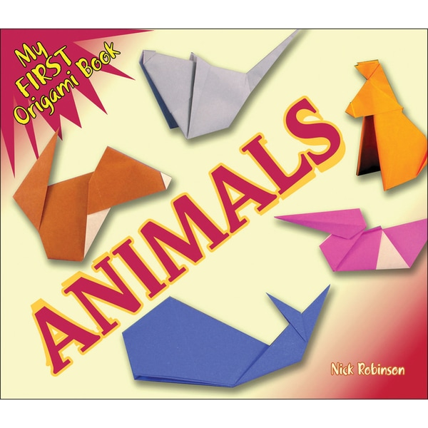 Dover Publications-My First Origami Book - Animals