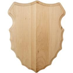"Basswood Plaque 18""X14""X3/4""-Vanguard"