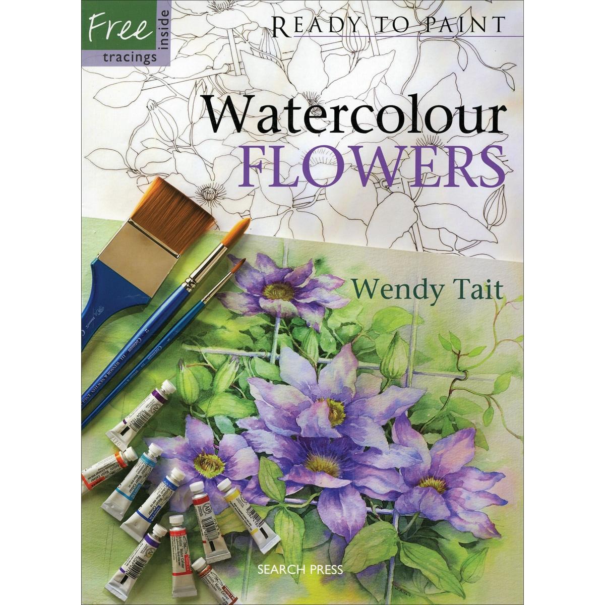 Watercolor books by search press - Search Press Books Watercolor