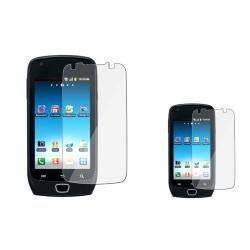 Screen Protector for Samsung Exhibit 4G (Pack of 2)
