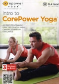 Core Power Yoga For Beginners (DVD)