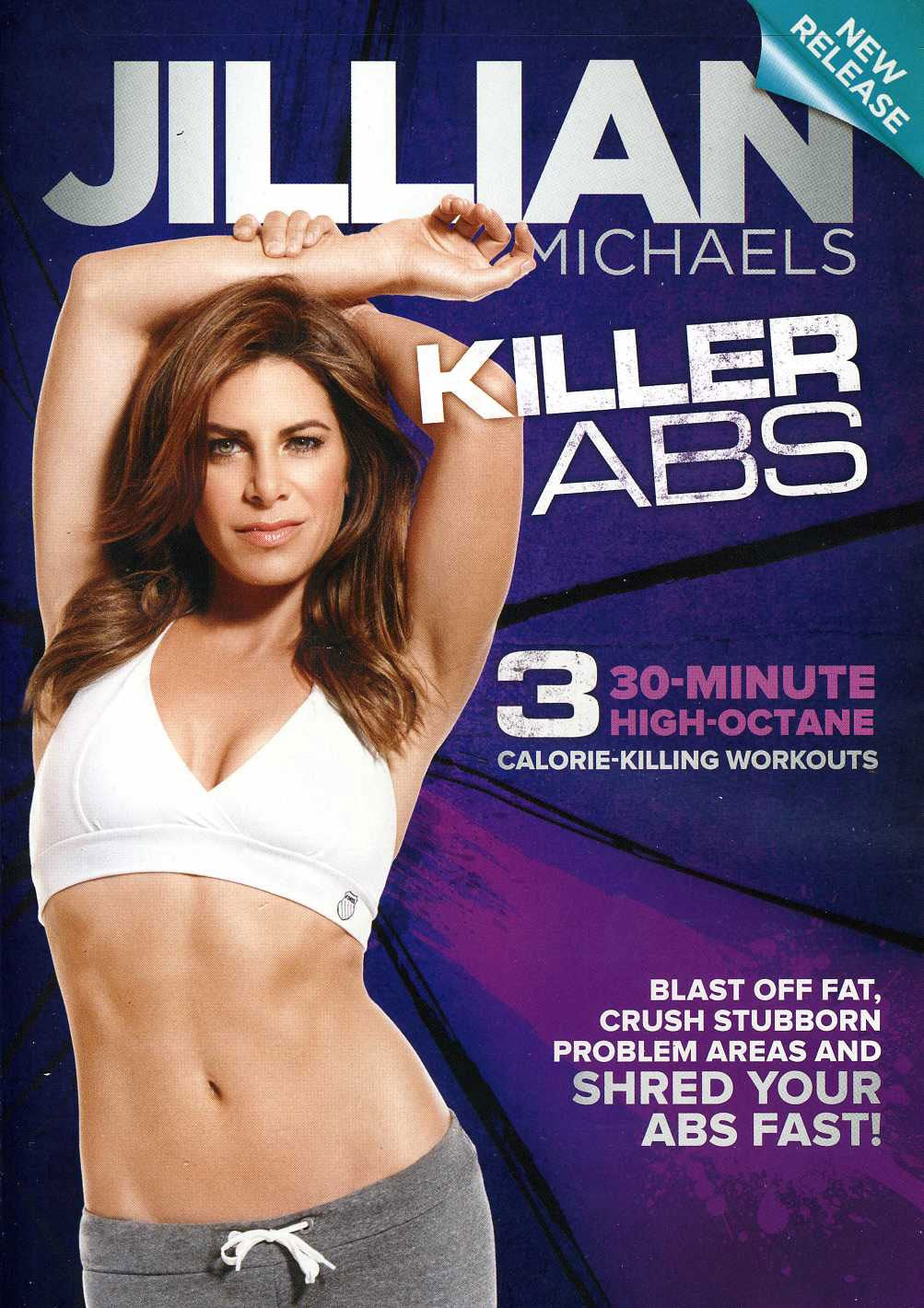 Jillian Michaels: Killer Abs (DVD)