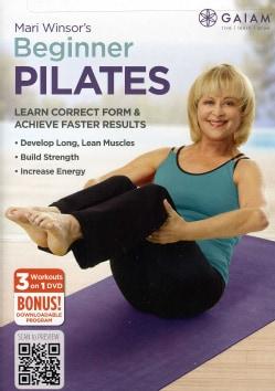 Mari Winsor Beginner's Pilates (DVD)
