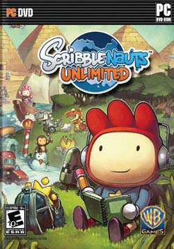PC - Scribblenauts Unlimited