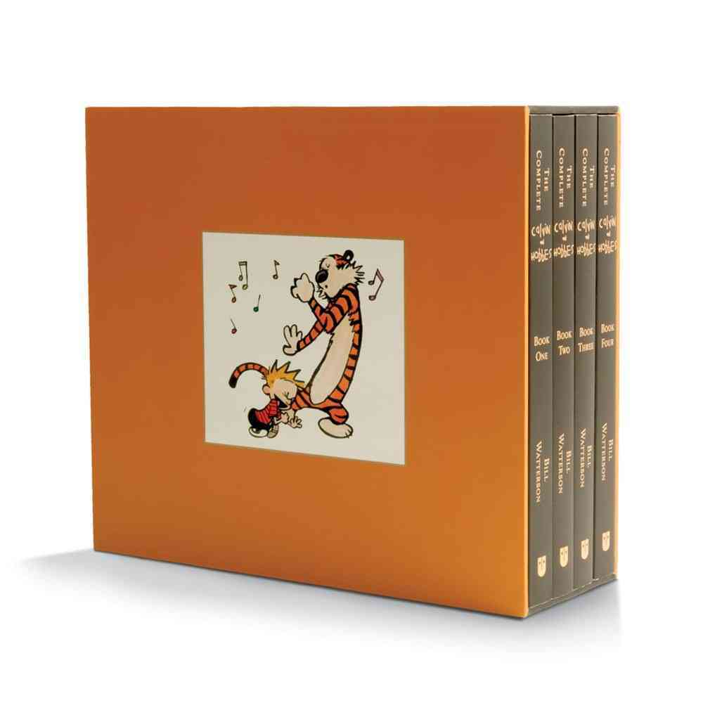 The Complete Calvin and Hobbes (Paperback)
