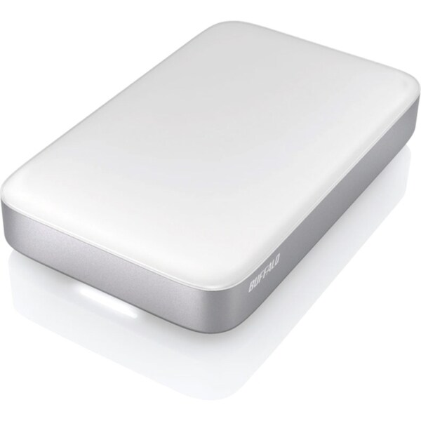 "Buffalo MiniStation Thunderbolt HD-PATU3 1 TB 2.5"" External Hard Driv"