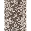 Alliyah Handmade Grey New Zealand Blend Wool Rug (10' x 12')