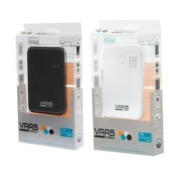 Vaas 5000mAh Dual-Charging Battery Pack for Apple Devices