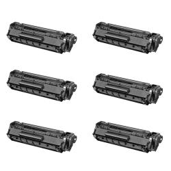 Canon FX9 104 Compatible Black Toner Cartridges (Pack of 6)