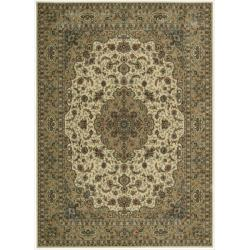 Nourison Traditional Persian Arts Ivory Rug (7'9