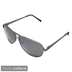Hot Optix Men's Metal Aviator Sunglasses
