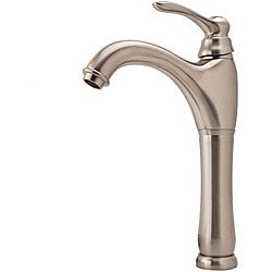 Fontaine Brushed Nickel Bathroom Sink Faucet
