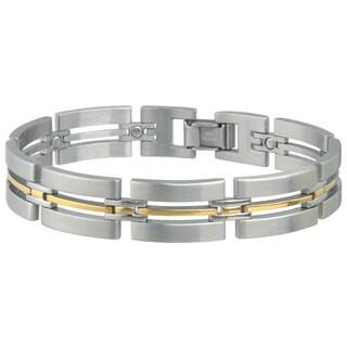 Sabona Imperial Duet Men's Magnetic Bracelet