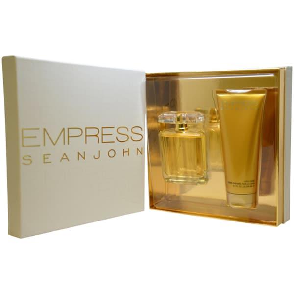 Sean John 'Empress' Women's 2-piece Gift Set
