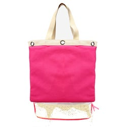 Isabel Grayson 'Lola' Sand Free Beach Tote with Mesh Zip-Out Base