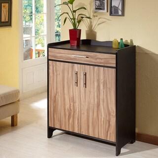 Furniture of America Delano 4-shelf Multi-purpose Cabinet
