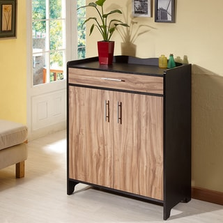 Furniture of America Delano 4-shelf Multi-purpose Cabinet