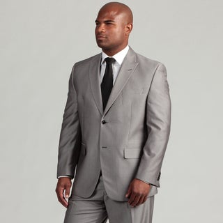 Sean John Men's Two-button Suit