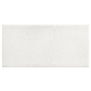 Somertile 3x5.875-in Blanco Ceramic Wall Tile (Case of 64)