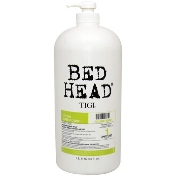 TIGI Bed Head Urban Anti-dotes Re-energize 67.64-ounce Conditioner
